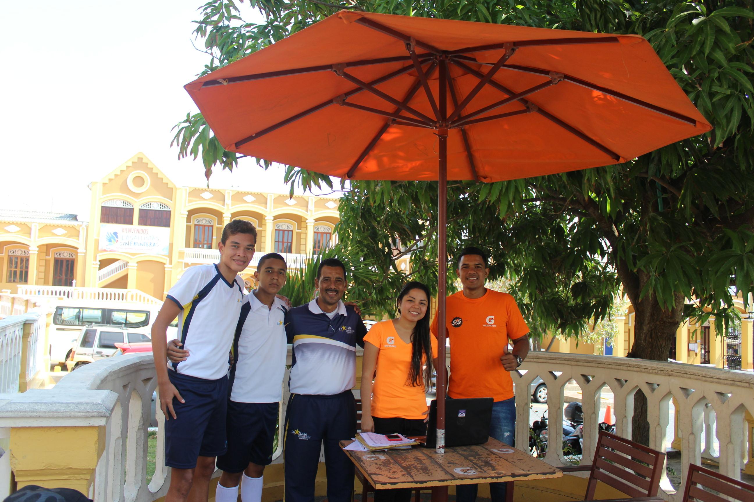 Campeonatos de Fútbol Gatorade 5v5 y la participación del Instituto La Salle